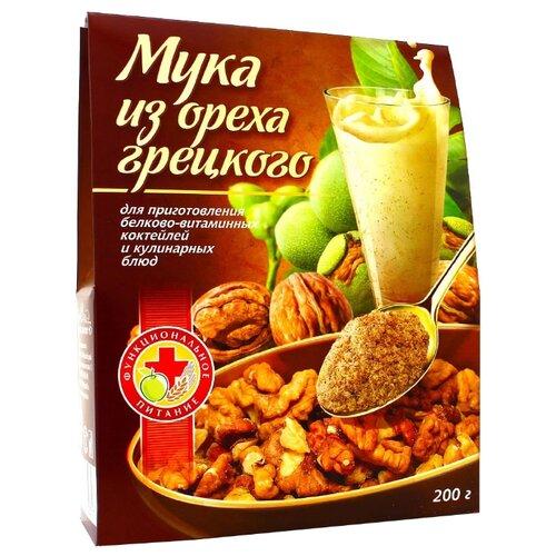 Мука Специалист из грецкого ореха, 0.2 кг фото