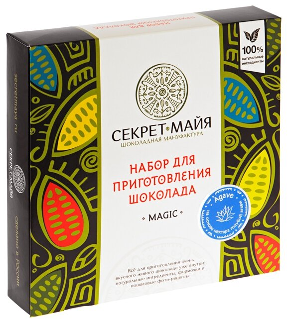 Набор для приготовления шоколада Секрет Майа Magic Agave 305 г
