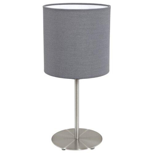 Фото - Настольная лампа Eglo Pasteri 31596, 60 Вт бра с подсветкой eglo pasteri 96374