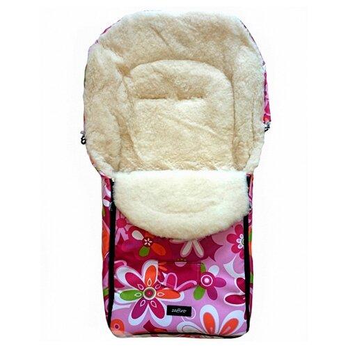 Купить Конверт-мешок Womar North pole в коляску 95 см 14 цветки, Конверты и спальные мешки