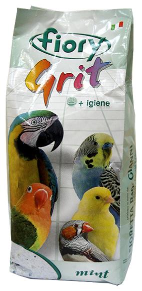 Песок FIORY для птиц Grit Mint (мята), 1кг