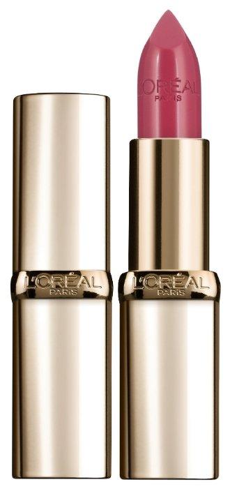 L Oreal Paris Color Riche помада для губ увлажняющая, оттенок 133, Беспечный розовый