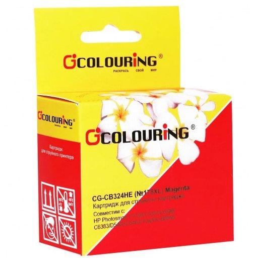 Картридж Colouring 178XL (CG-CB324HE)