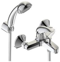 Однорычажный смеситель для ванны с душем VIDIMA Орион B4227AA/BA004AA