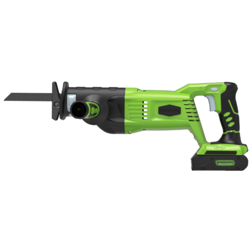 Пила greenworks G24RS 0