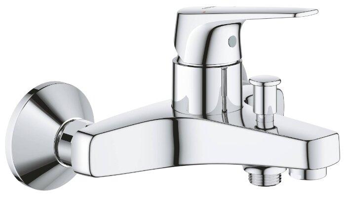 Смеситель для ванны с душем Grohe BauFlow 23601000 однорычажный хром