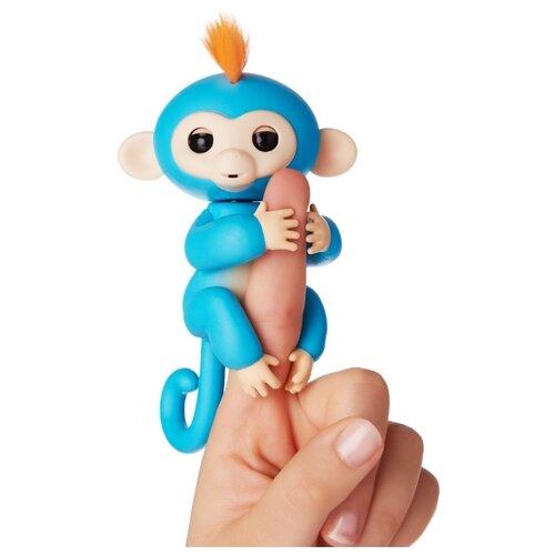 Купить Интерактивная игрушка робот WowWee Fingerlings Ручная обезьянка Борис, Роботы и трансформеры