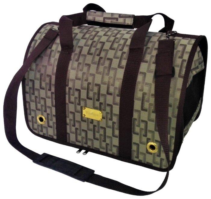 Переноска-сумка для кошек и собак LOORI Z2191 31х20х22 см