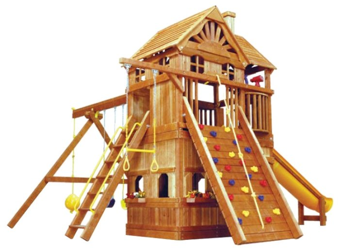 Домик Rainbow Play Systems Monster Clubhouse