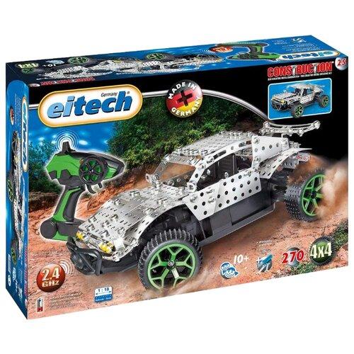 Электромеханический конструктор Eitech Classic C25 Радиоуправляемый внедорожник, Конструкторы  - купить со скидкой