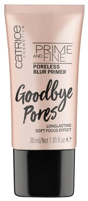 CATRICE праймер Prime And Fine Poreless Blur Primer 30 мл