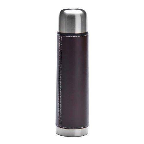 Классический термос MAYER & BOCH 27605, 1 л серебристый/коричневый
