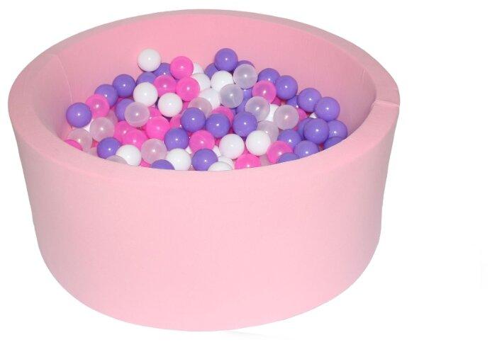 Детский бассейн Hotenok Фиолетовые пузыри (sbh013)