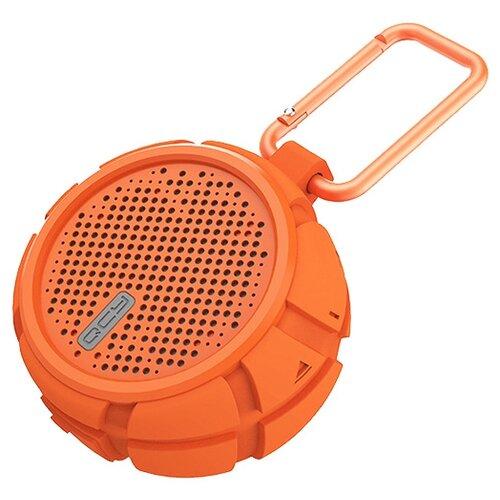 Портативная акустика QCY BOX2 оранжевый