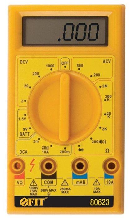 Мультиметр FIT EC-5308B (80623)