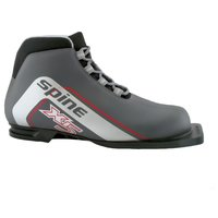 Ботинки для беговых лыж Spine X5 180 серый 45