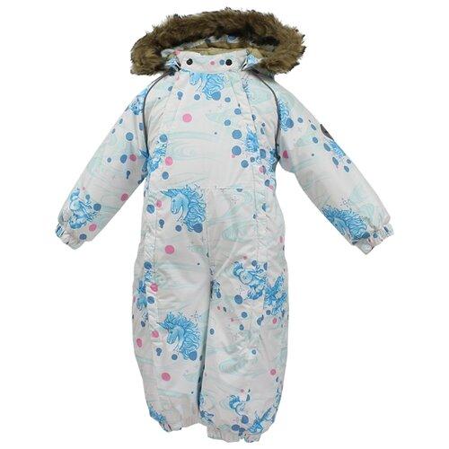 Комбинезон Huppa Keira 31920030-711 размер 74, 71120 white pattern outdoor checked pattern artificial wool fringed shawl scarf