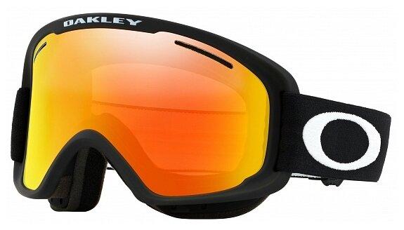 Горнолыжная маска Oakley O Frame 2.0 xm Matte White/High Intensity Yellow