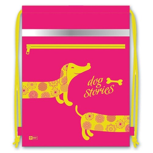 Феникс+ Мешок для обуви Такса (47013) розовый феникс мешок для обуви скейт