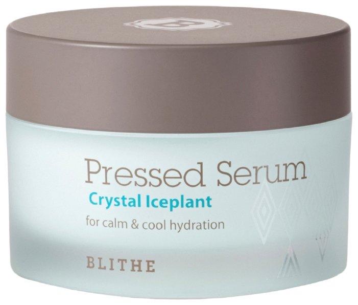BLITHE Pressed Serum Crystal Iceplant Спрессованная сыворотка