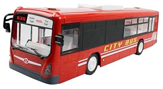 Автобус Double Eagle City Bus (E635-003) 1:20 32 см