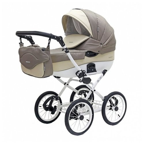 Купить Универсальная коляска Riko Brano Ecco Prestige (2 в 1) 14, Коляски