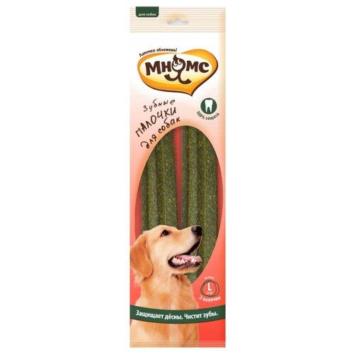 Лакомство для собак Мнямс Зубные палочки-звезды Размер L, 2 шт. в уп.