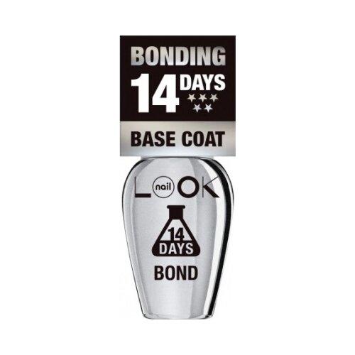 NailLOOK базовое покрытие Bond 14 Days Base Coat 8.5 мл прозрачный недорого