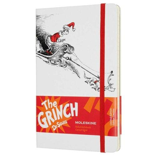 Купить Блокнот Moleskine Dr. Seuss 130х210, 120 листов 485891(LEDSSBQP060), Блокноты