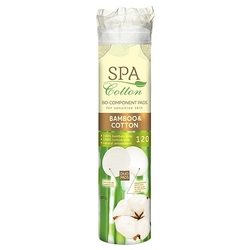 Ватные диски Spa cotton Bamboo & Cotton