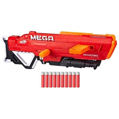 Купить Бластер Nerf Аккустрайк Тандерхок (E0440), Игрушечное оружие и бластеры