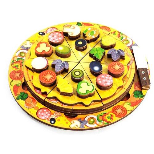 Пирамидка Нескучные игры Пицца