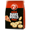 7DAYS сухарики mini Bake Rolls Пицца, 80 г