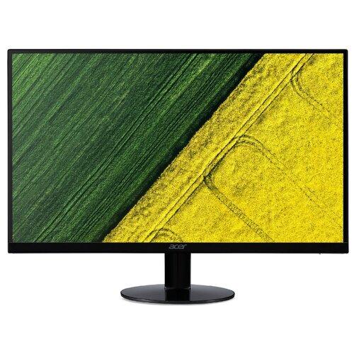 Монитор Acer SA270Abi 27, черный монитор acer xv270bmiprx 27 черный