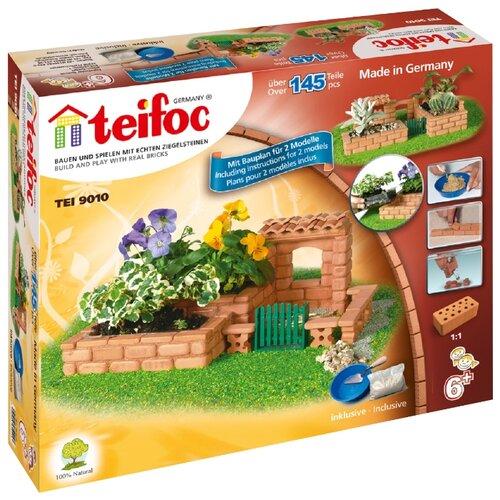 Фото - Конструктор TEIFOC Classics TEI9010 Цветник конструктор teifoc classics tei9010 цветник