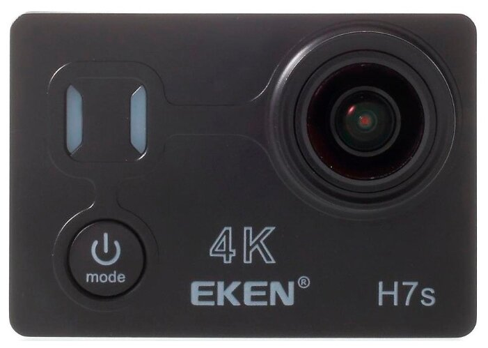 Сравнение с Экшн-камера EKEN H7s