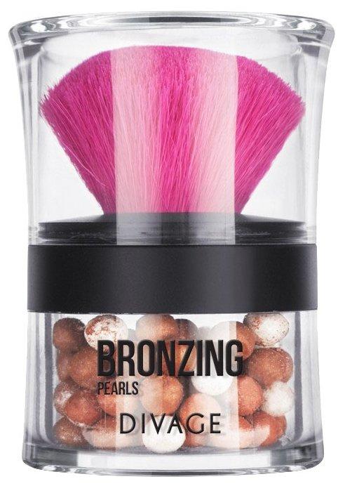 DIVAGE пудра-бронзатор в шариках Bronzing Pearls