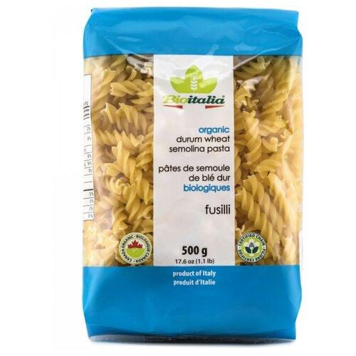 Bioitalia Макароны Organic Fusilli, 500 гМакароны<br>