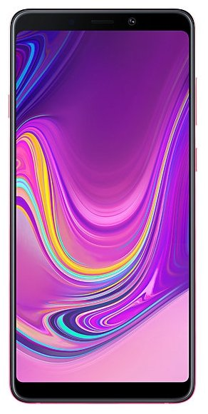 Смартфон Samsung Galaxy A9 (2018) 6/128GB розовый (SM-A920FZIDSER)