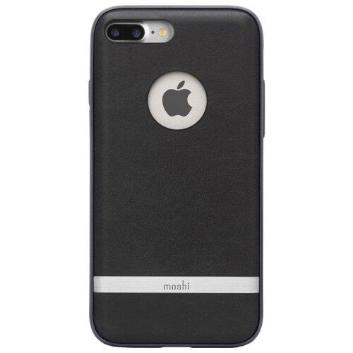 Чехол Moshi Napa для Apple iPhone 7 Plus/iPhone 8 Plus черныйЧехлы<br>