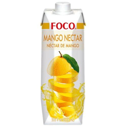 Нектар FOCO манго, 1 л