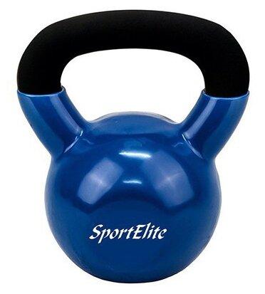 Гиря цельнолитая Sport Elite ES-0290 24 кг