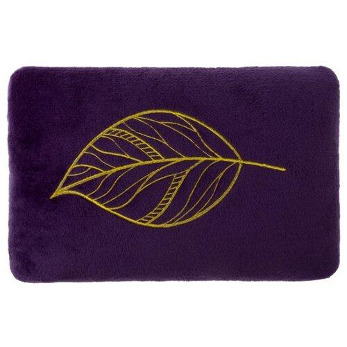 Подушка декоративная Этель Папоротник 2853377, 40 x 30 см фиолетовый подушка декоративная villa bianca сердце love 30 26 10 см