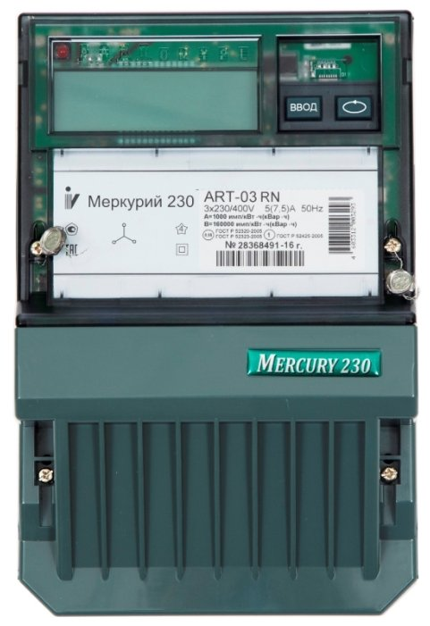 INCOTEX Меркурий 230 ART-03 RN