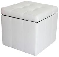 Пуфик с ящиком для хранения DreamBag Модерна искусственная кожа