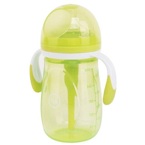 Happy Baby Бутылочка антиколиковая 300 мл (10020) с рождения, lime happy baby бутылочка антиколиковая 180 мл 10019 mint