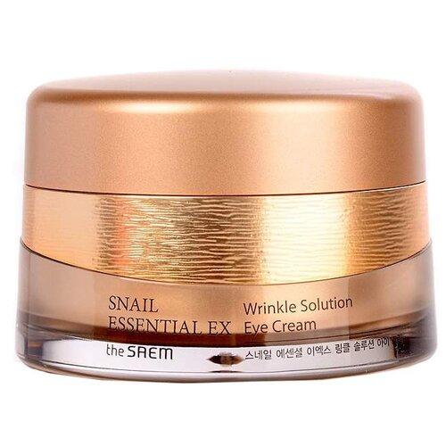 Крем The Saem Snail Essential EX Wrinkle Solution для век 30 млАнтивозрастная косметика<br>