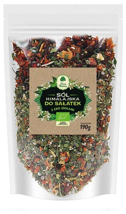 Dary Natury Соль Гималайская ECO для салатов, 190 г