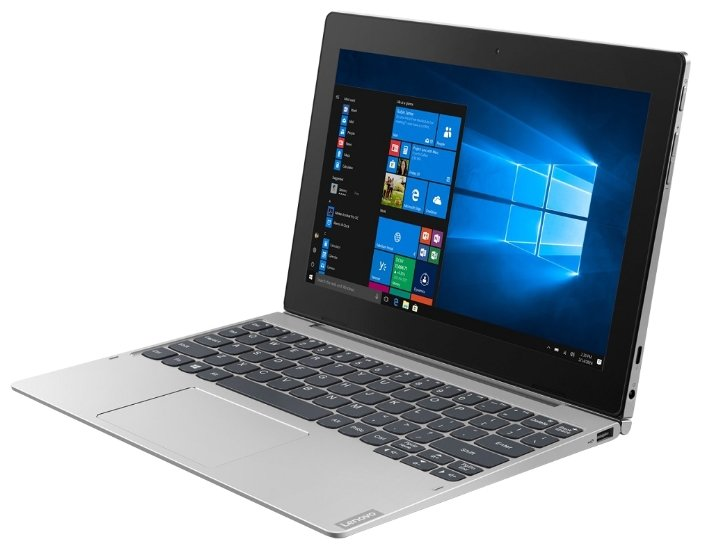 Планшет Lenovo IdeaPad D330-10IGM 81H30038RU (Intel Pentium N5000 1.1 GHz/4096Mb/64Gb/Wi-Fi/Bluetooth/Cam/10.1/1920x1080/Windows 10 64-bit)