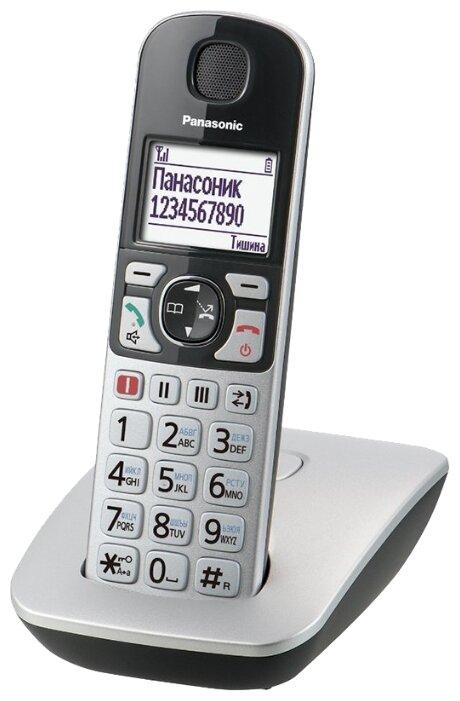 Радиотелефон Panasonic KX-TGE510